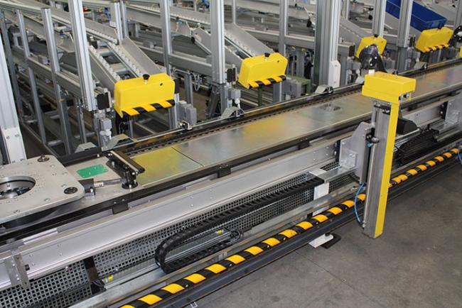 Flying Roller Conveyors