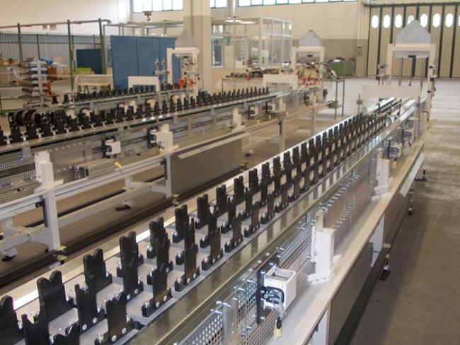 Pallet Recirculation Conveyors